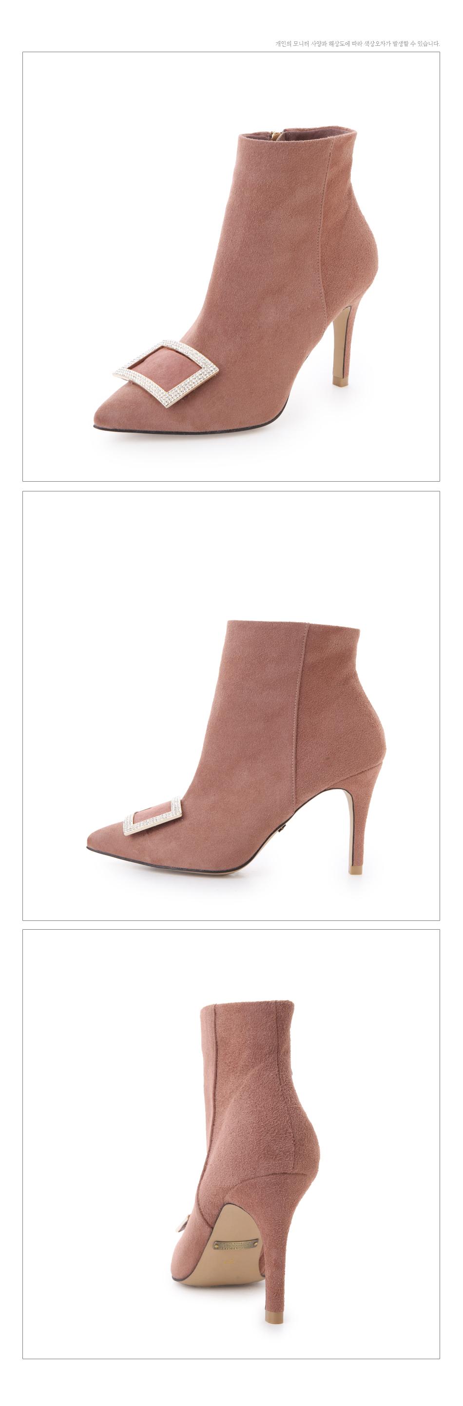 Boots Nữ Thiết Kế  6/7/8/9/10cm - GB961